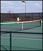 Tennis Court Color Fence Systems